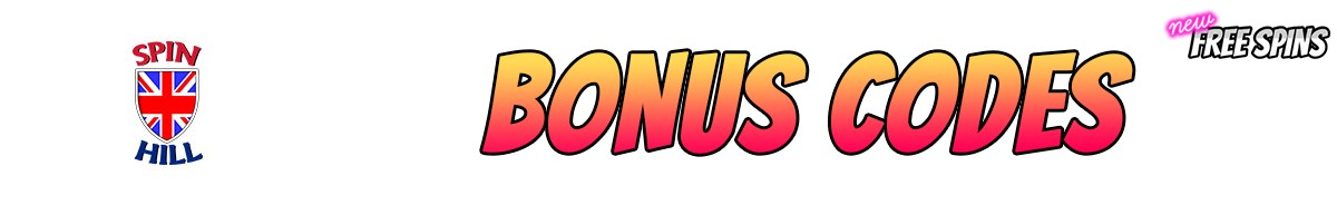 Spin Hill Casino-bonus-codes