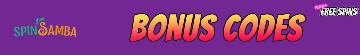 Spin Samba-bonus-codes
