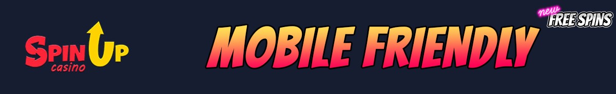 Spin Up Casino-mobile-friendly