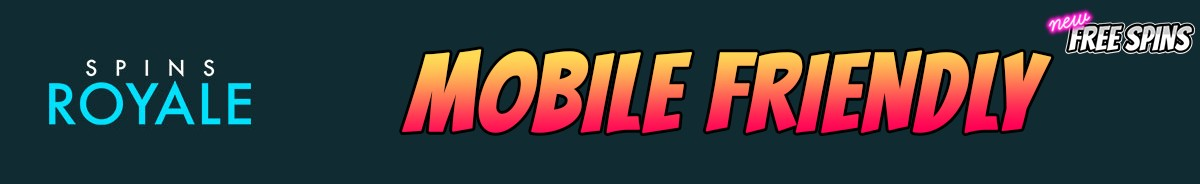 Spins Royale Casino-mobile-friendly