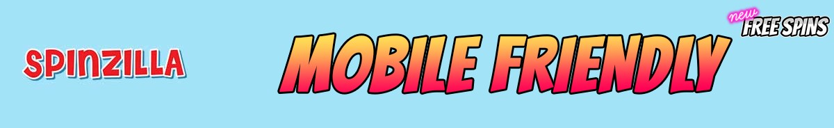 Spinzilla Casino-mobile-friendly