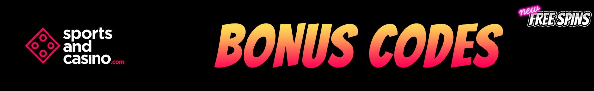 SportsandCasino-bonus-codes