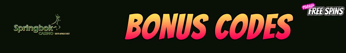 Springbok Casino-bonus-codes