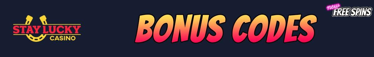 Staylucky-bonus-codes