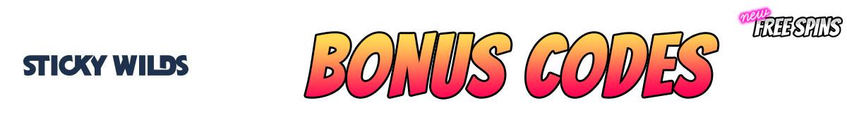 StickyWilds-bonus-codes