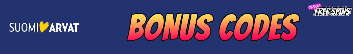 SuomiArvat-bonus-codes