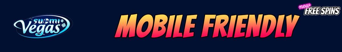 SuomiVegas Casino-mobile-friendly