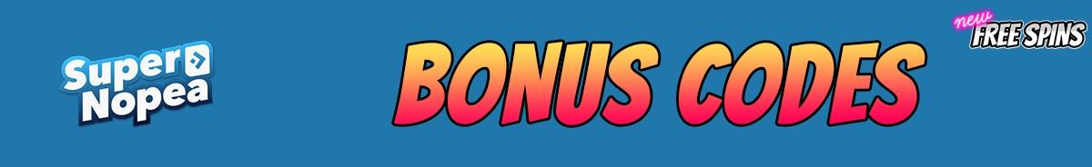 SuperNopea-bonus-codes