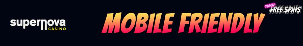 Supernova Casino-mobile-friendly
