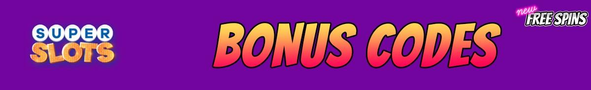 Superslots-bonus-codes