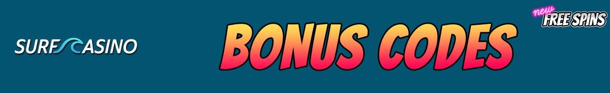 Surf Casino-bonus-codes