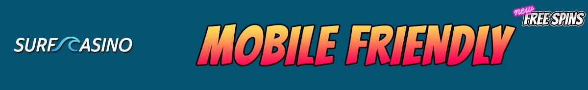 Surf Casino-mobile-friendly