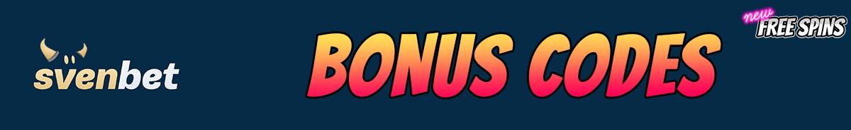 Svenbet Casino-bonus-codes