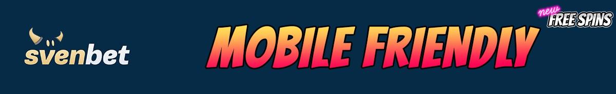 Svenbet Casino-mobile-friendly