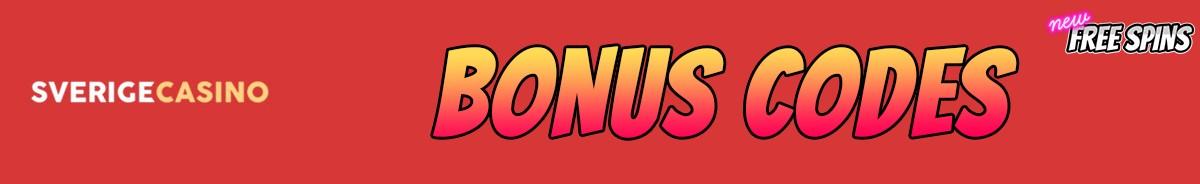 Sverige Casino-bonus-codes