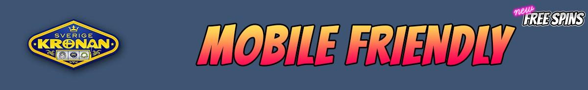 Sverige Kronan-mobile-friendly