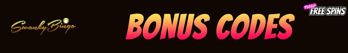 Swanky Bingo Casino-bonus-codes