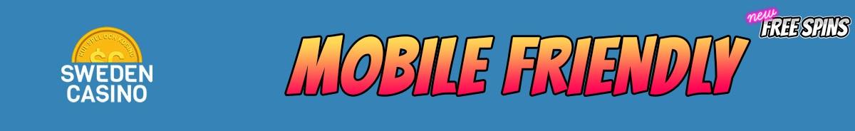 Sweden Casino-mobile-friendly