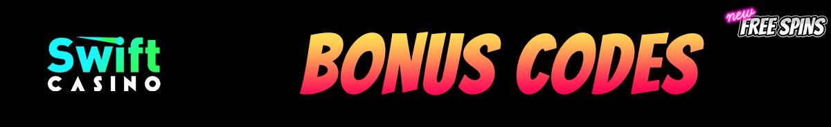 Swift Casino-bonus-codes