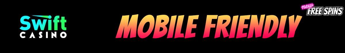 Swift Casino-mobile-friendly