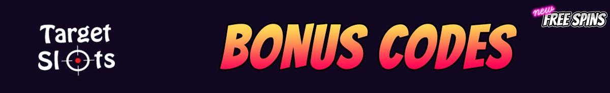 Target Slots-bonus-codes