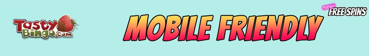 Tasty Bingo Casino-mobile-friendly