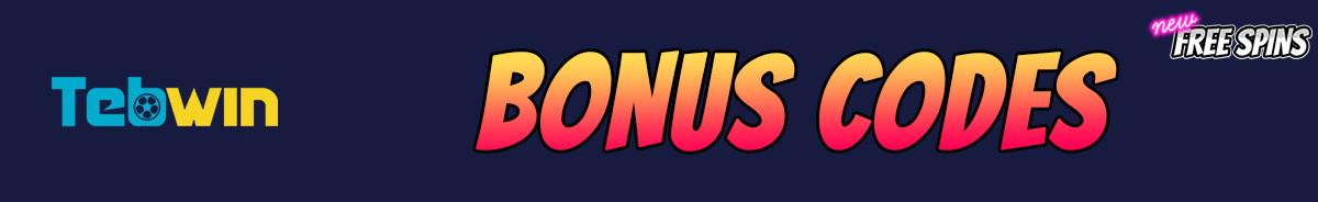 Tebwin-bonus-codes