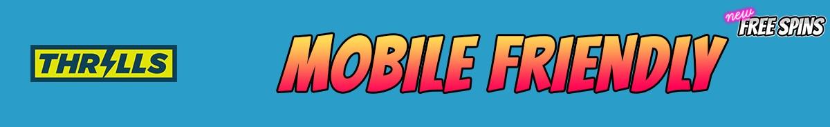 Thrills Casino-mobile-friendly