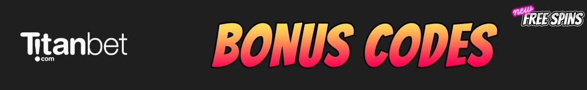 Titanbet Casino-bonus-codes