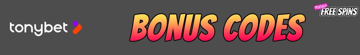 Tony Bet Casino-bonus-codes