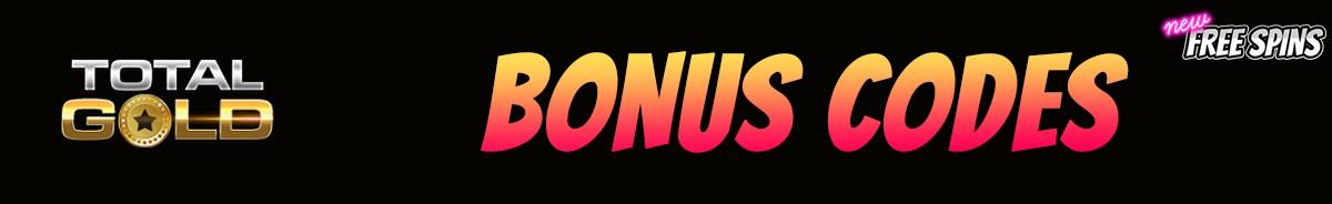 Total Gold Casino-bonus-codes