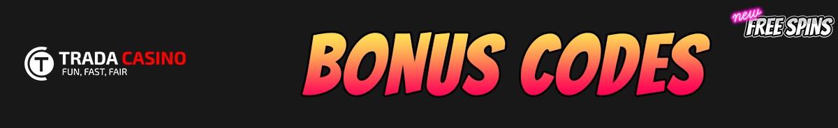 Trada Casino-bonus-codes