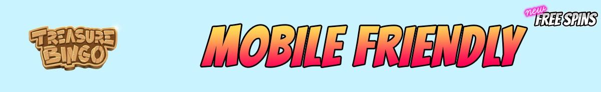 Treasure Bingo-mobile-friendly