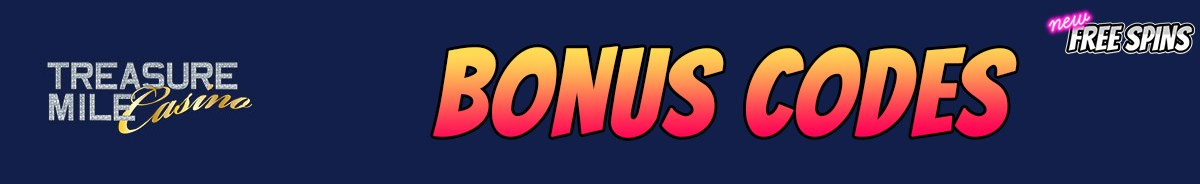 Treasure Mile Casino-bonus-codes