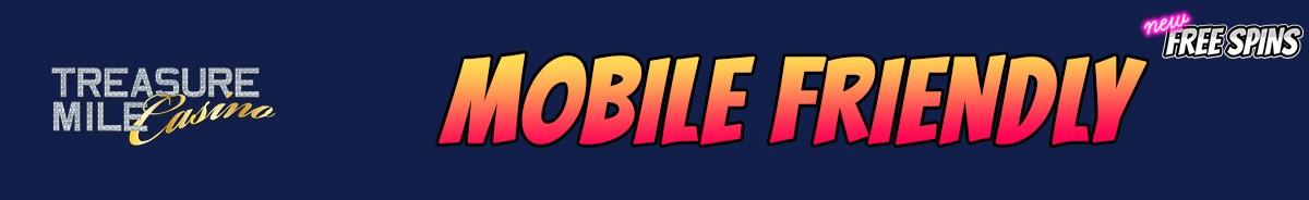 Treasure Mile Casino-mobile-friendly