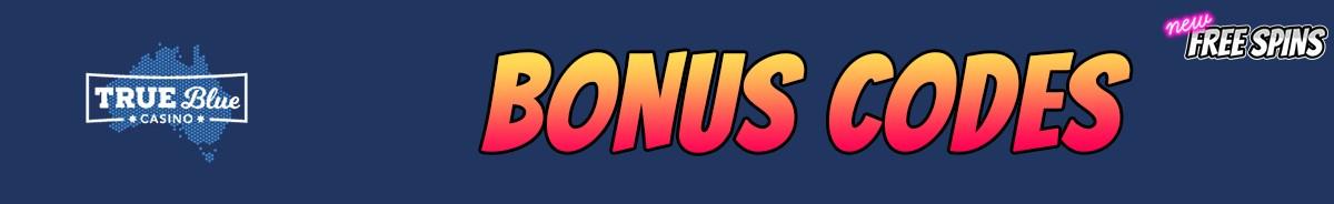 True Blue-bonus-codes