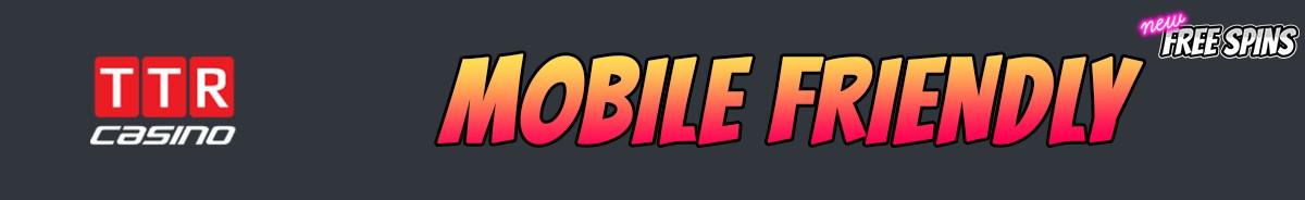 TTR Casino-mobile-friendly
