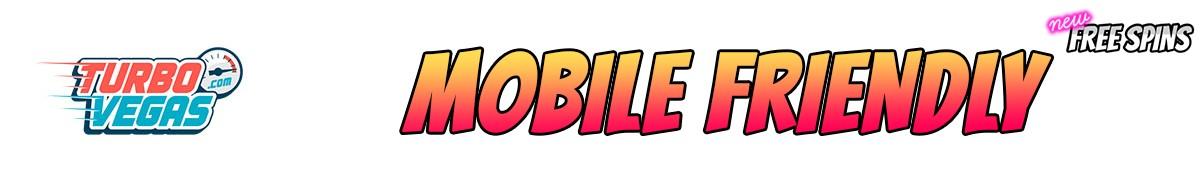TurboVegas Casino-mobile-friendly