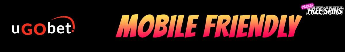 Ugobet Casino-mobile-friendly