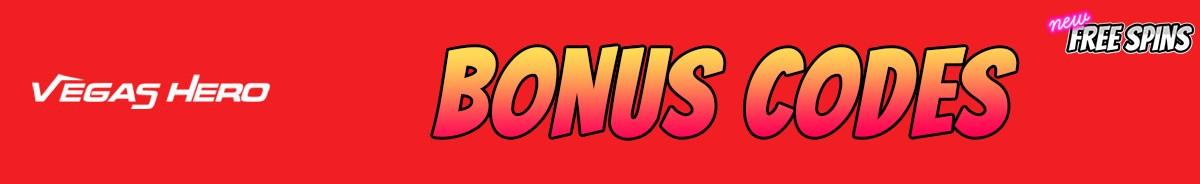 Vegas Hero Casino-bonus-codes