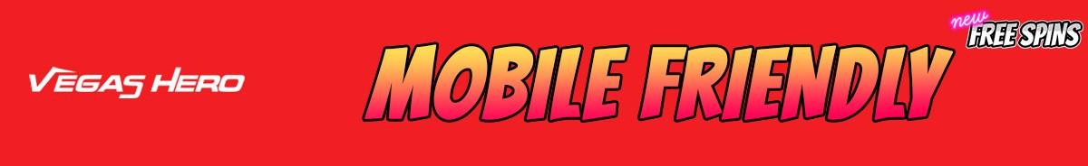 Vegas Hero Casino-mobile-friendly