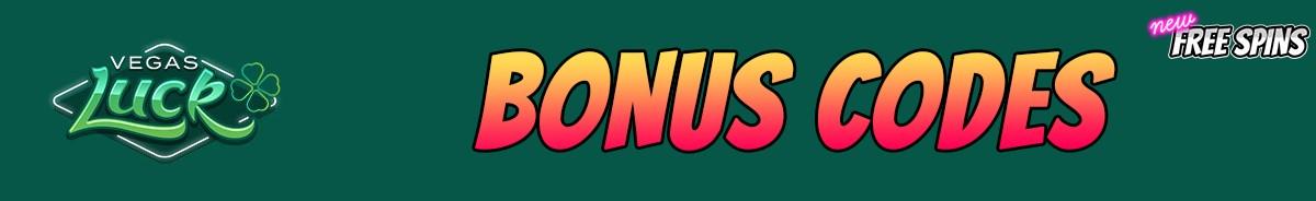 Vegas Luck Casino-bonus-codes