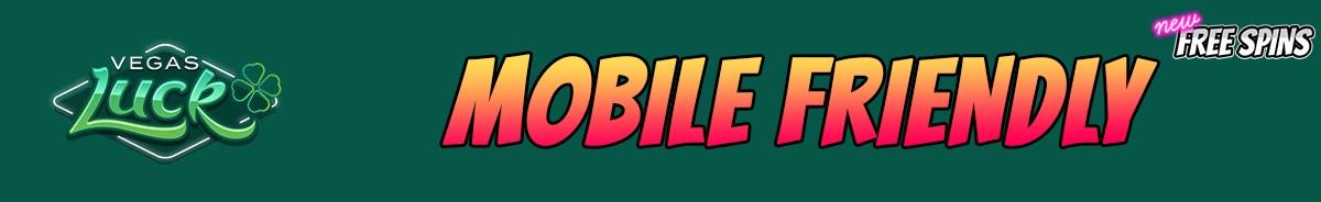 Vegas Luck Casino-mobile-friendly