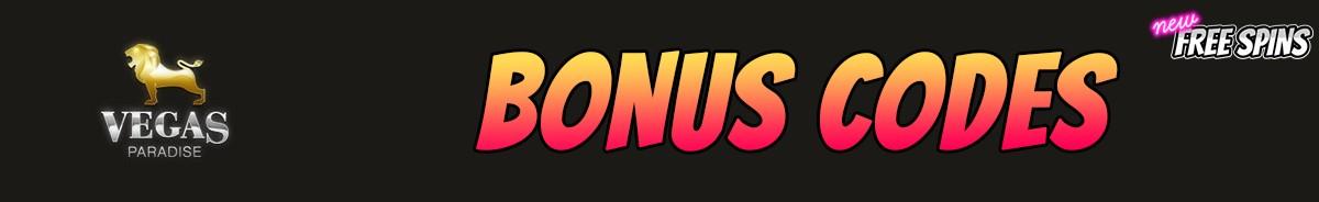 Vegas Paradise Casino-bonus-codes
