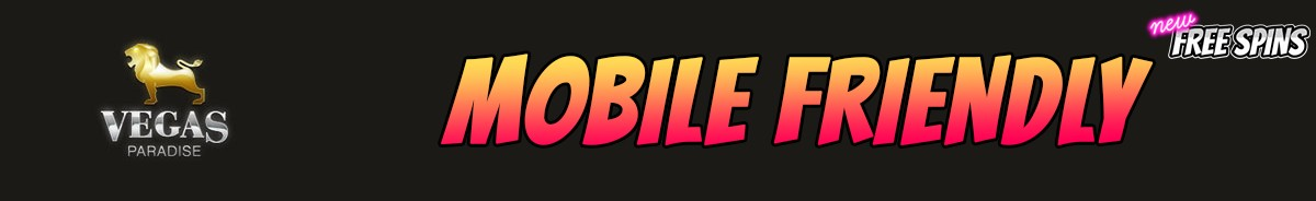 Vegas Paradise Casino-mobile-friendly