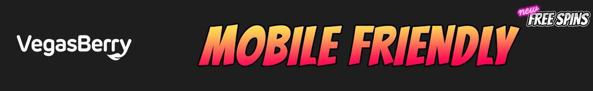 VegasBerry Casino-mobile-friendly