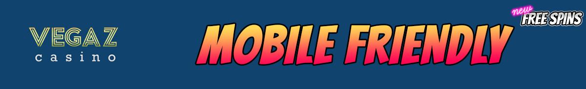 Vegaz Casino-mobile-friendly