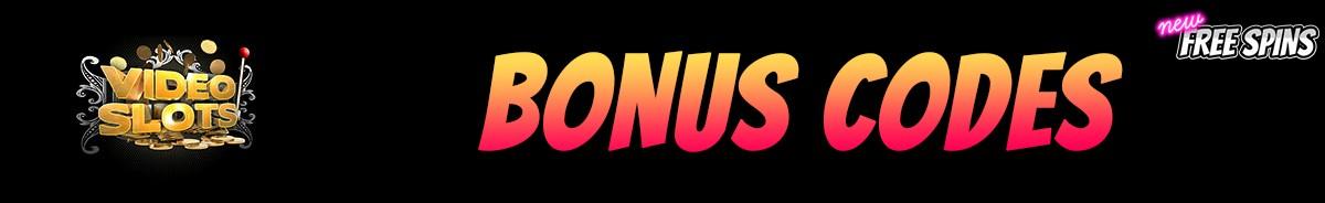 Videoslots Casino-bonus-codes