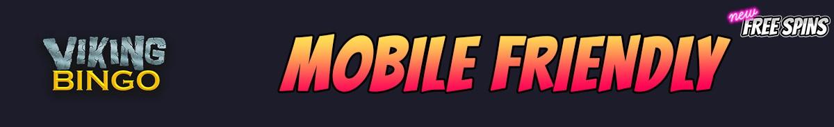 Viking Bingo-mobile-friendly