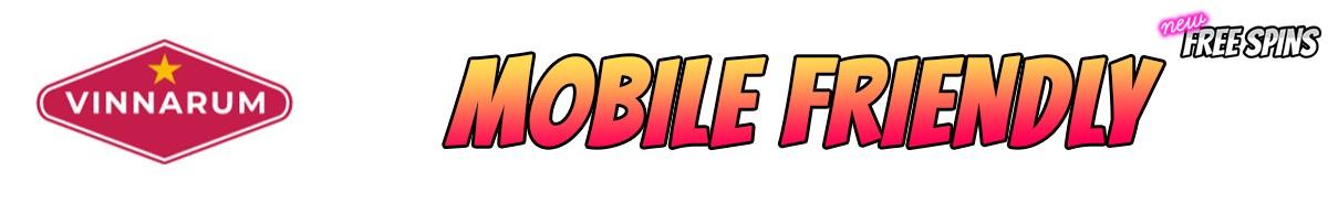 Vinnarum Casino-mobile-friendly